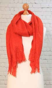 Soft Scarf orange