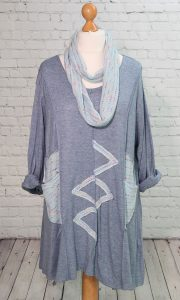 tunic and snood