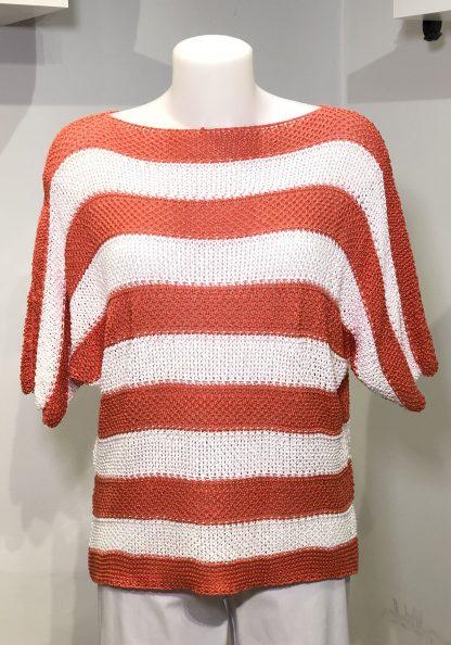 Lightweight cotton knit