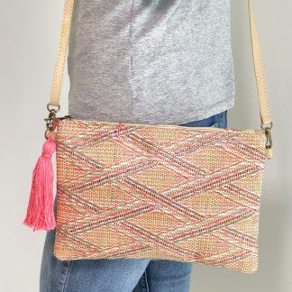 raffia type bag