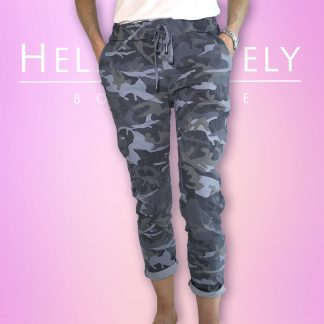 camo magic trouser