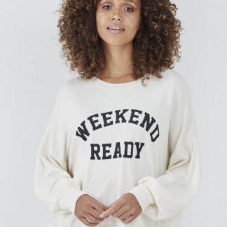 Weekend Ready Sweatshirt