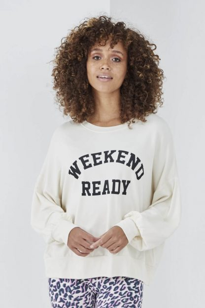 Weekend Ready Sweatshirt