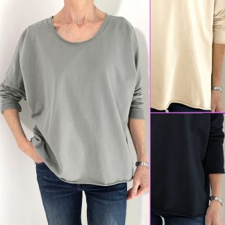 round neck sweat