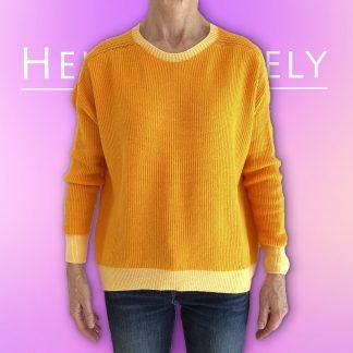 colour edge jumper