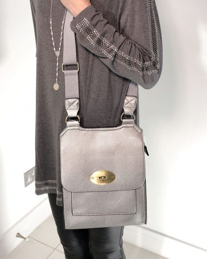 Mulberry Style Cross Body Bag