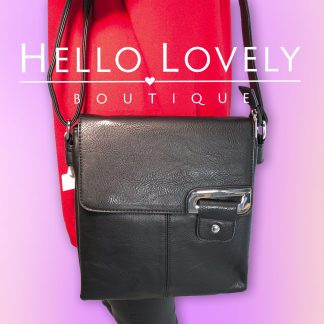 Square Cross Body Bag