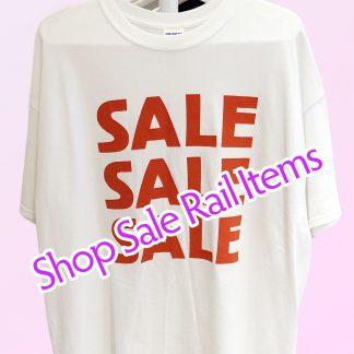 Sale rail items