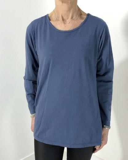 long sleeve cotton tee T shirt