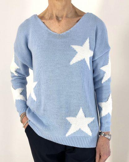 spring star jumper