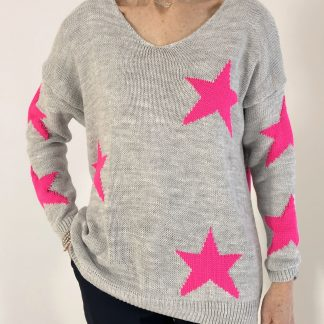 spring star jumper