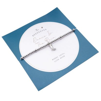 Bracelet with card
