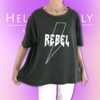 rebel T shirt