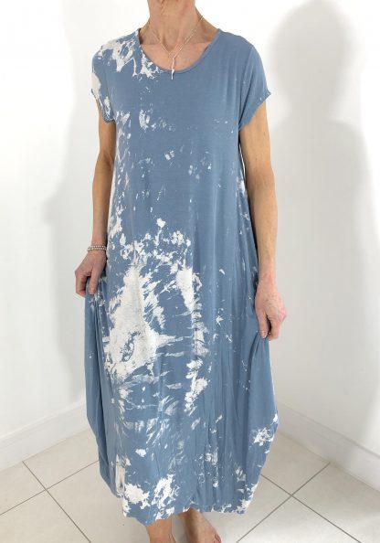 splash parachute dress