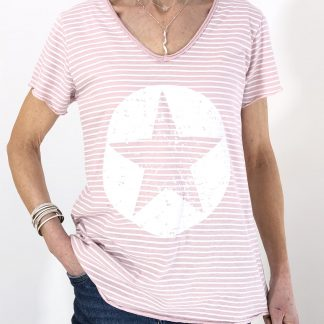 star and stripe T shirt