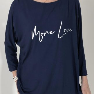 more love basic top