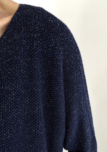 silver thread top