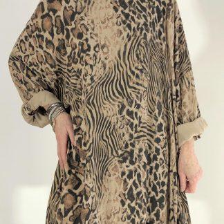 animal tunic top